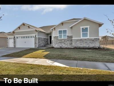 Herriman Single Family Home For Sale: 4644 W Bonhill Ln #55