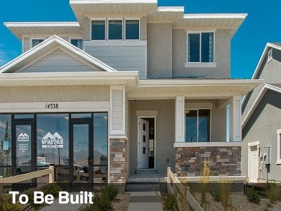 Herriman Single Family Home For Sale: 4569 W Thorley Drive #49