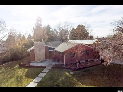 Holladay Single Family Home For Sale: 4076 S Cumberland Dr E