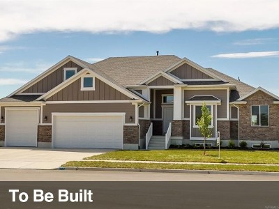 Weber County Single Family Home For Sale: 3219 S 2275 W