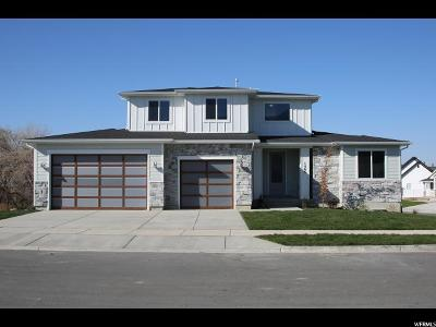 Spanish Fork Single Family Home For Sale: 1566 S 600 W
