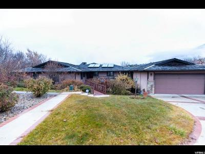 Weber County Single Family Home For Sale: 1414 E 5375 S