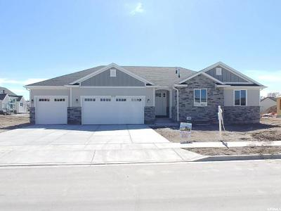 Lehi Single Family Home For Sale: 2707 W 275 N