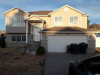 Tooele County Single Family Home For Sale: 912 N 650 E