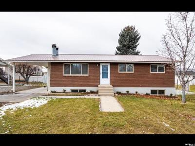 Payson Single Family Home For Sale: 419 N 200 W