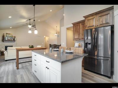Weber County Single Family Home For Sale: 2562 N 725 E