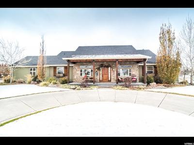 Nibley Single Family Home For Sale: 263 W 3300 S