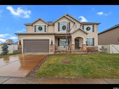 Lehi Single Family Home For Sale: 3790 Bull Hollow Way