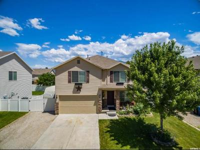 Spanish Fork Single Family Home For Sale: 391 S 1230 W