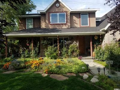 Orem Single Family Home For Sale: 442 W 1100 N