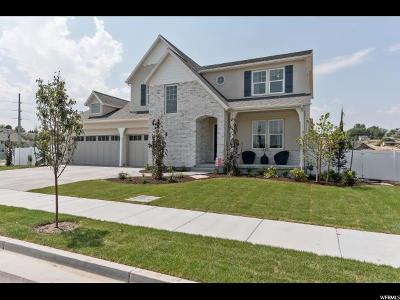 South Jordan Single Family Home For Sale: 11634 Riverfront Pkwy #101