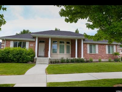 Provo Single Family Home For Sale: 1789 N 1820 W