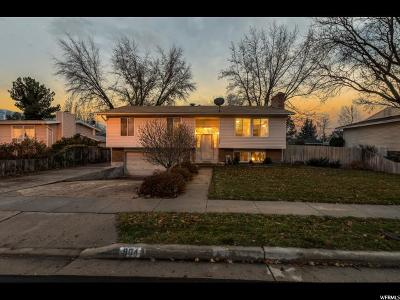 Sandy Single Family Home For Sale: 904 E 7945 S