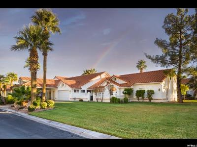 St. George Single Family Home For Sale: 150 S Crystal Lakes Dr #49