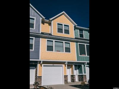 Layton Townhouse For Sale: 374 W Knights Ln