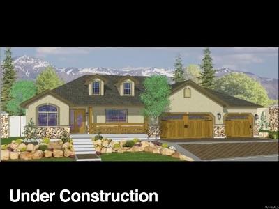 Tooele County Single Family Home For Sale: 3640 Gundersen Cir #203