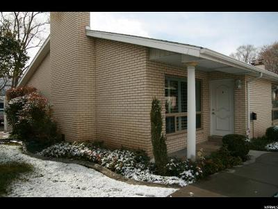 Holladay Condo For Sale: 4553 S Highland Dr #B