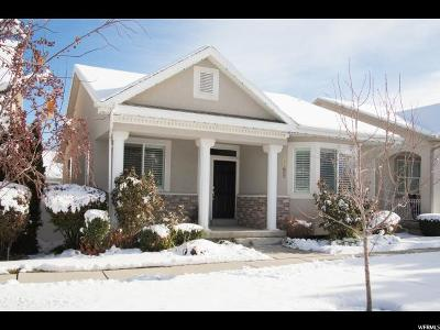 South Jordan Single Family Home For Sale: 10059 S Homecoming Ave W