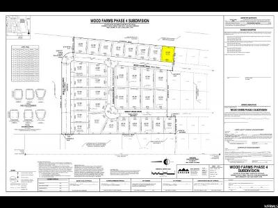 West Jordan Residential Lots & Land For Sale: 7499 S Wood Farms Dr W