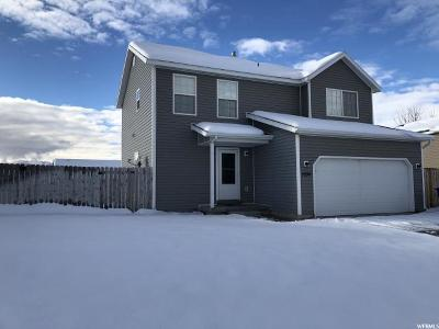 Tooele County Single Family Home For Sale: 1034 S 1010 W