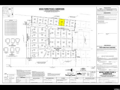 West Jordan Residential Lots & Land For Sale: 7473 S Wood Farms Dr W