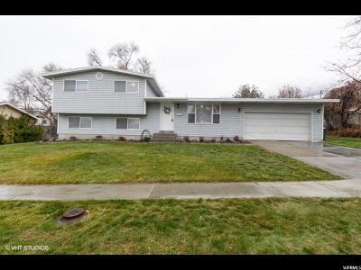Pleasant Grove Single Family Home For Sale: 435 E Center