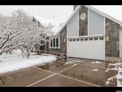 Davis County Single Family Home For Sale: 2676 E Summerwood Dr N