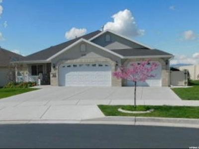 Davis County Single Family Home For Sale: 1829 N 900 E