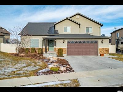 Lehi Single Family Home For Sale: 956 W 875 S