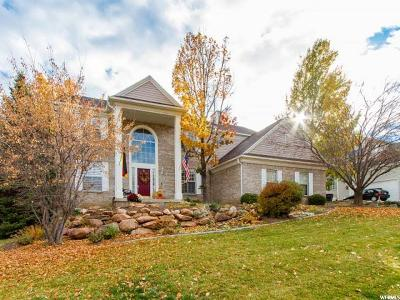 South Jordan Single Family Home For Sale: 4437 W Glenmoor Hills Dr