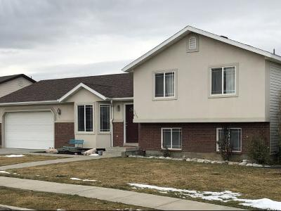 Single Family Home For Sale: 3280 S 1450 W