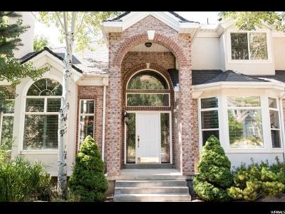 Sandy Single Family Home For Sale: 2351 Autumn Ridge Dr