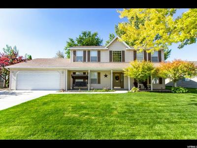 Provo UT Single Family Home For Sale: $340,000