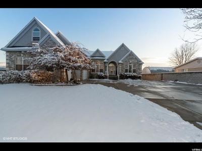 South Jordan Single Family Home For Sale: 1403 W 11030 S