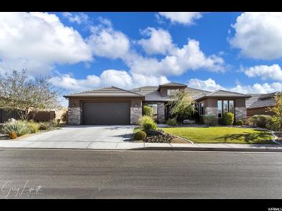 St. George Single Family Home For Sale: 406 N 1910 W