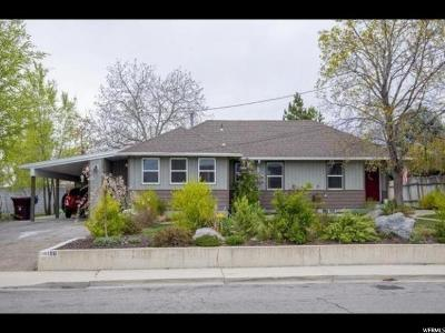 Orem Single Family Home For Sale: 196 W 1400 S
