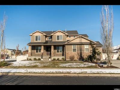 Davis County Single Family Home For Sale: 2186 N Rifleman Dr W