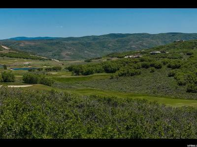 Wasatch County Residential Lots & Land For Sale: 9955 N Uinta Dr