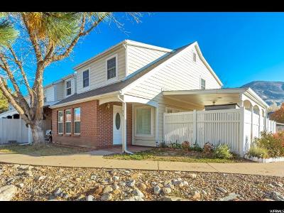 Davis County Townhouse For Sale: 974 N Brookfield Ln