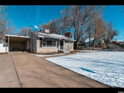 Davis County Single Family Home For Sale: 68 W 2400 N