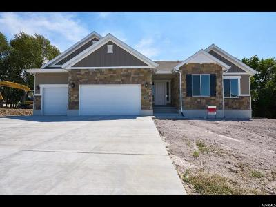 Weber County Single Family Home For Sale: 3302 N 1100 W