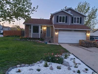 West Jordan Single Family Home For Sale: 5272 W Ticklegrass Rd