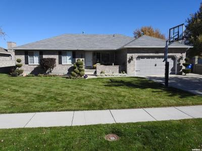 Riverton Single Family Home For Sale: 12975 S Meadow Way