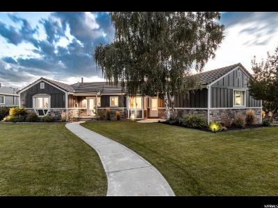 Salt Lake City Single Family Home For Sale: 2004 S 2600 E