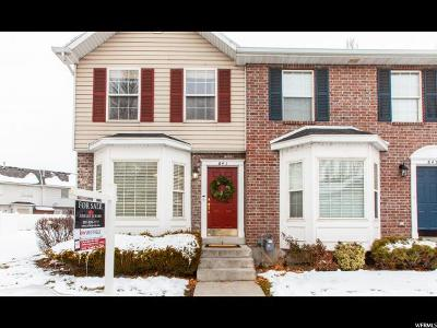 Provo UT Townhouse For Sale: $205,000