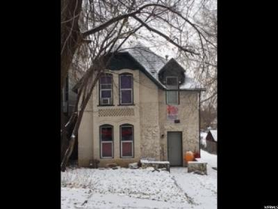 Weber County Single Family Home For Sale: 555 27th St