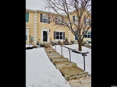 Murray Townhouse For Sale: 1287 W Glengyle Ct