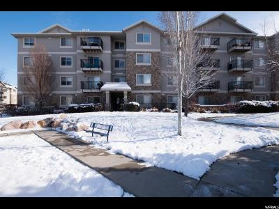 Cottonwood Heights Condo For Sale: 1230 E Privet 4-#106 Dr S #106