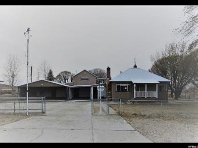 Wellington UT Single Family Home For Sale: $138,000