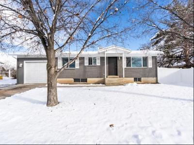 American Fork Single Family Home For Sale: 626 N 420 W
